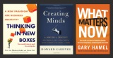 What it takes to be a great leader: A recommended reading list